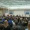 Lebhafte Diskussion zwischen JungwählerInnen und KandidatInnen zur EU Wahl