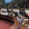 Austausch zu  Wahlreformempfehlungen mit EU WahlbehördenvertreterInnen